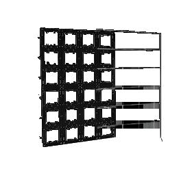 sistema de riego integrado para jardin vertical modular - JardinVerticalModular.es